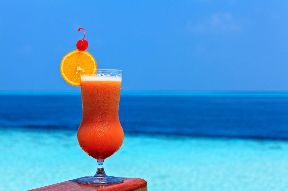 Mizner country club delray beach summer drinks