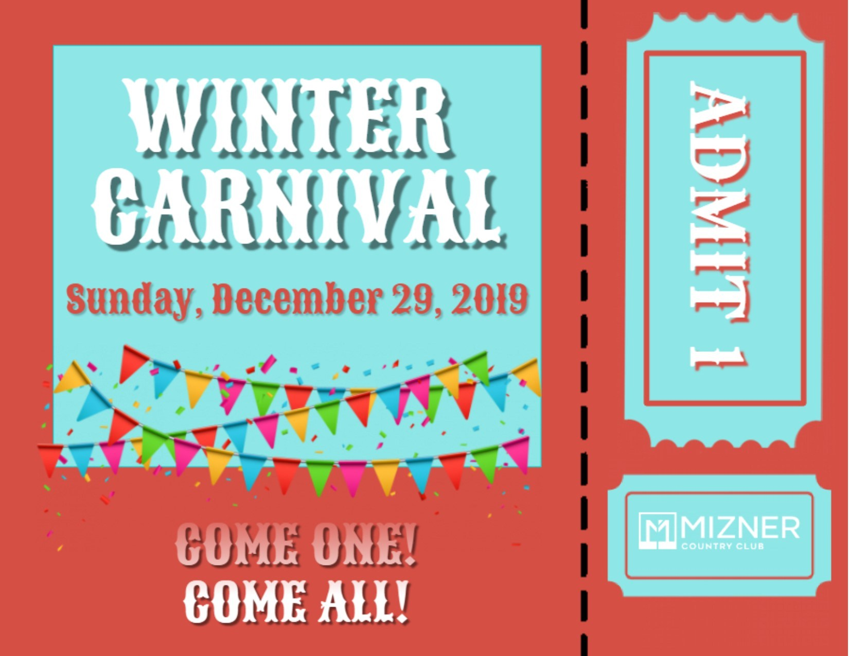 Winter Carnival Save the Date 2