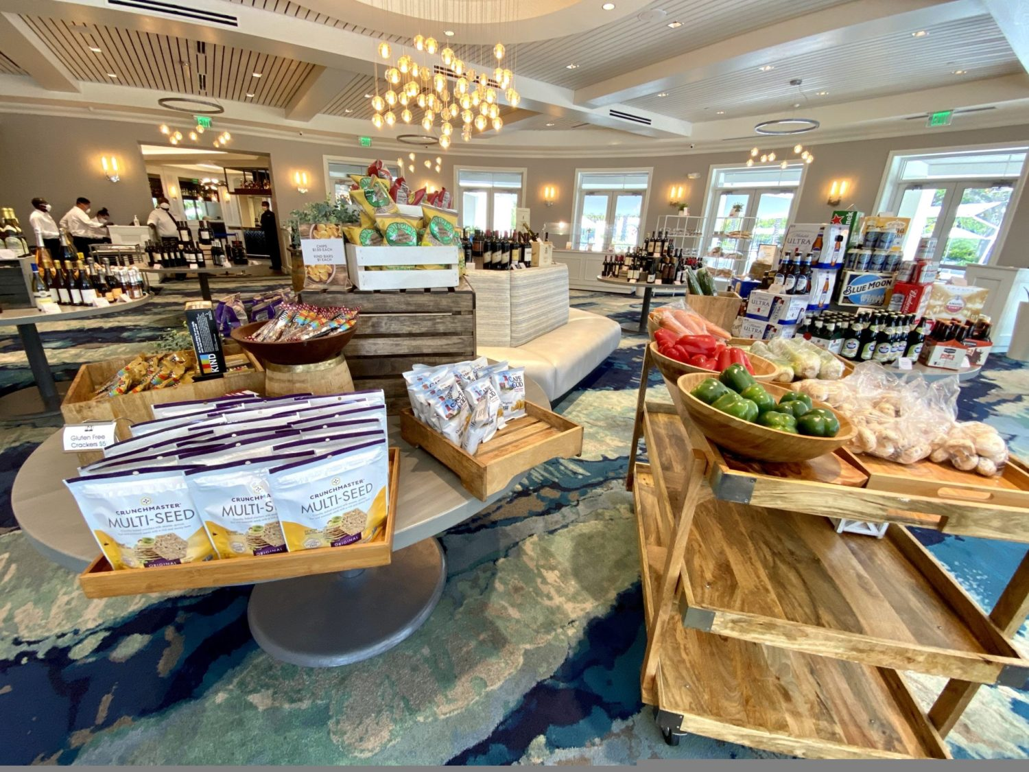 Mizner Country Club Craftmart Concierge Grocery Shopping