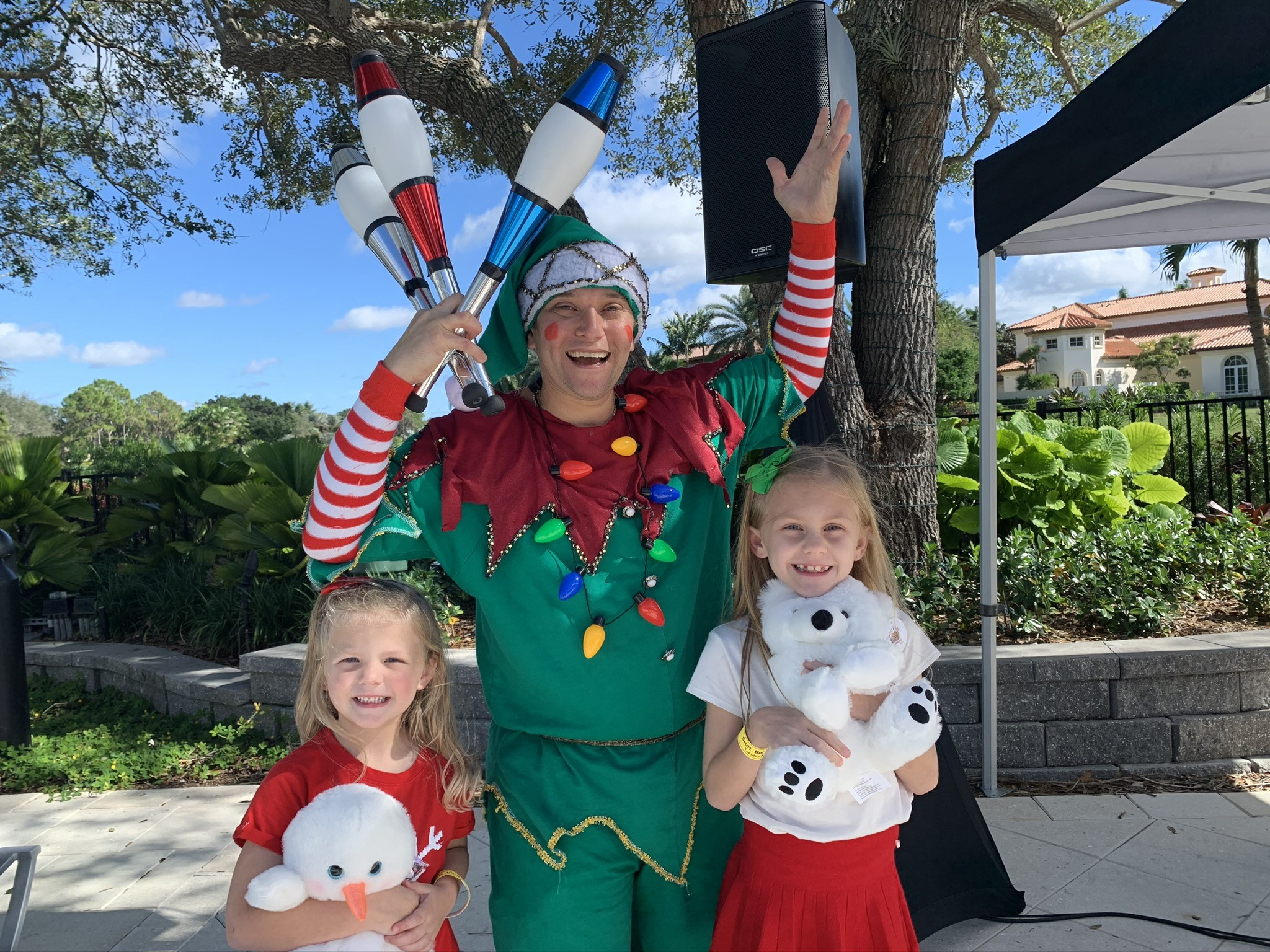 Mizner Kids Winter Wonderland